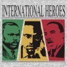 INTERNATIONAL HEROES by Indayahlove