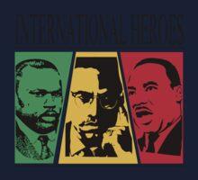 INTERNATIONAL HEROES Kids Tee