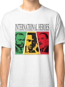 INTERNATIONAL HEROES Classic T-Shirt