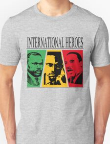 INTERNATIONAL HEROES Unisex T-Shirt