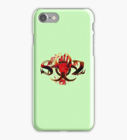 Survival Zombie iPhone Case/Skin