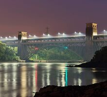Britannia Bridge by samandoliver