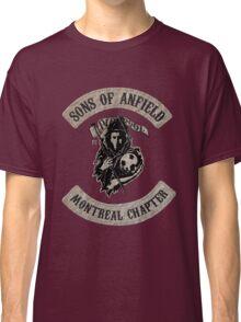 Sons of Anfield - Montréal Chapter Classic T-Shirt