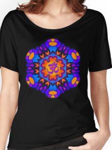 Om Mandala Women's Relaxed Fit T-Shirt