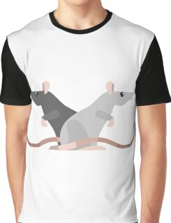 Rats Graphic T-Shirt