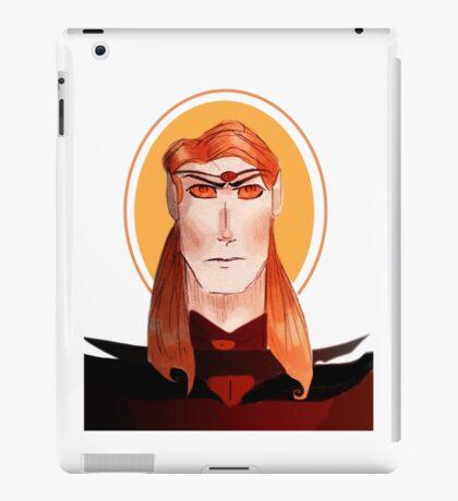 The Dork Lord iPad Case/Skin