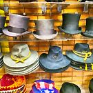 Hats from Another Time by Anthony M. Davis