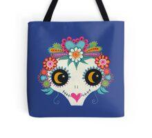 Luna Catrina Tote Bag