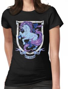 Diamond Monarch Womens Fitted T-Shirt