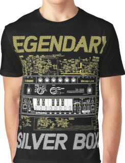 Legendary Silver Box / TB-303 Graphic T-Shirt
