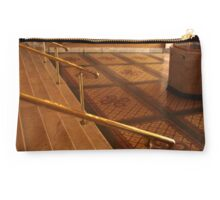 Stairs, Rails and Mosaic ... Studio Pouch