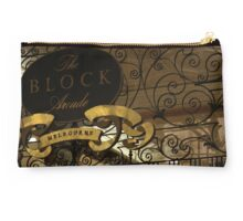 """The Block"" Studio Pouch"