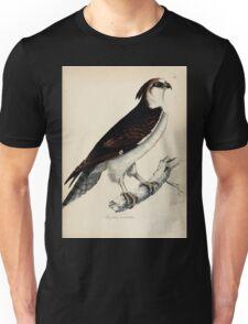 Illustrations of ornithology V2 Edward Lear 1835 021 Unisex T-Shirt