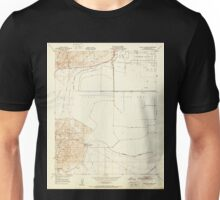 USGS TOPO Map California CA Mouth of Kern 293243 1951 24000 geo Unisex T-Shirt