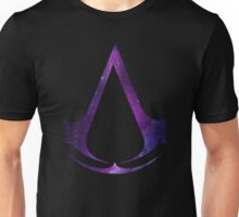 °GEEK° Assassin's Creed Purple Space Unisex T-Shirt