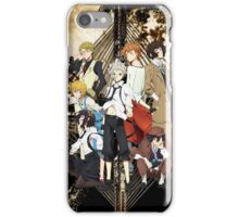 bungou stray dogs iPhone Case/Skin