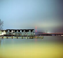 Condos on the Water by DanielRegner