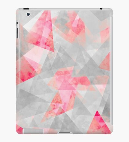 Abstract geometry pattern iPad Case/Skin