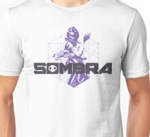 Sombra Hacker Unisex T-Shirt