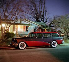Old Buick Special  by DanielRegner