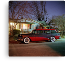 Old Buick Special  Canvas Print