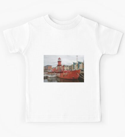 The North Carr Lightship Kids Tee
