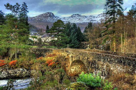 Killin Bridge by Tom Gomez