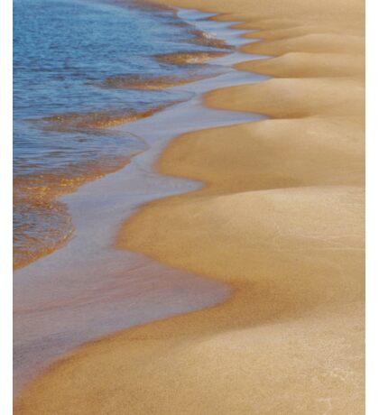 Shoreline Wavey Sticker