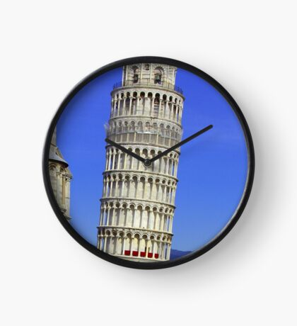 Leaning Tower Clock