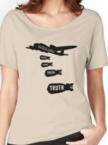 Truth Bomb Women's Relaxed Fit T-Shirt