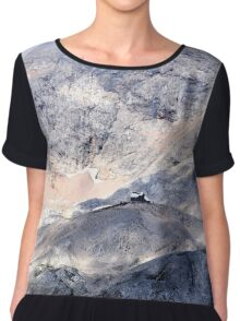 Lonely House Chiffon Top