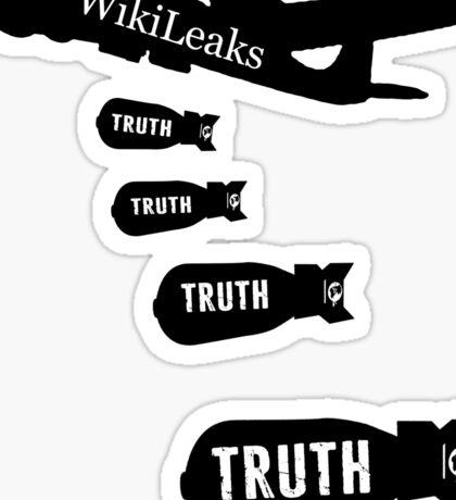 Truth Bomb Sticker