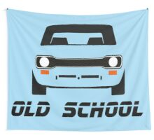 Ford Escort MK1 Men's Retro Car T-Shirt Wall Tapestry