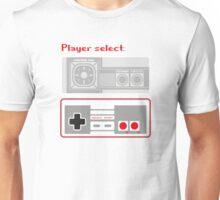 Select player 02 Unisex T-Shirt