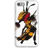 Beedrill- Techno iPhone Case/Skin