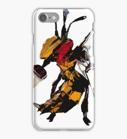 Beedrill- Techno iPhone Case/Skin
