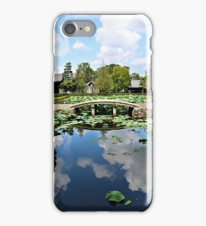 Mirror World iPhone Case/Skin
