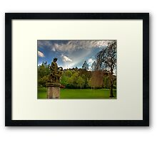The Genius of Architecture Framed Print