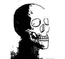 Skull's Selfie Photographic Print