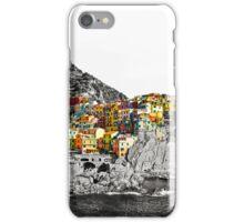 cinque terre italy iPhone Case/Skin