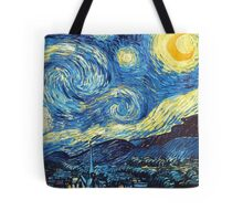 Starry Night - Van Gogh Tote Bag
