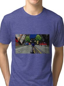 Sonic Adventure 2 Tri-blend T-Shirt