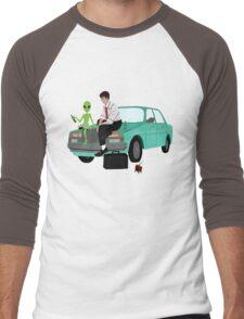 Alien Intervention Men's Baseball ¾ T-Shirt