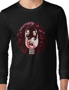 What Ever Happened to Baby Jane? Long Sleeve T-Shirt