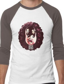 What Ever Happened to Baby Jane? Men's Baseball ¾ T-Shirt
