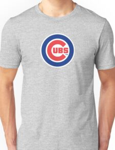 Chicago Cubs logo Unisex T-Shirt