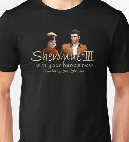 Shenmue 3 - Kickstarter Unisex T-Shirt