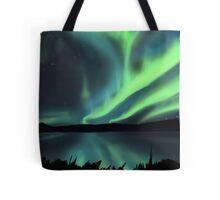 Northern Lights (aurora borealis) Tote Bag