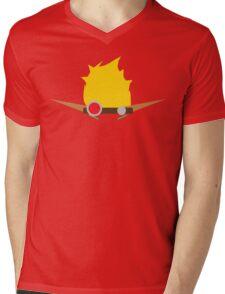 Jak & Daxter - Jak - Minimal Design Mens V-Neck T-Shirt