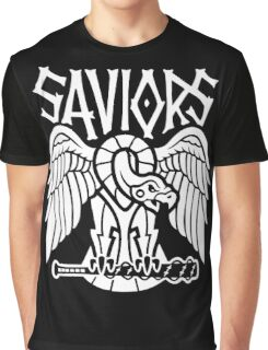 TWD - Saviors Color Graphic T-Shirt